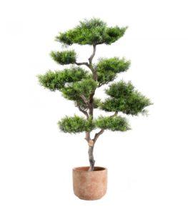 Pin artificiel bonsai